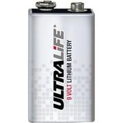 Ultralife U9VL-JPBP General Purpose Battery, 9 V