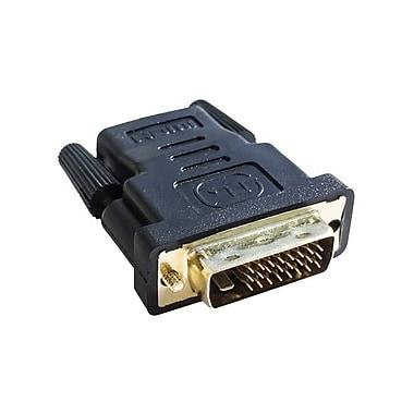 Calrad 35-711A HDMI to DVI-D Video Adapter, Black