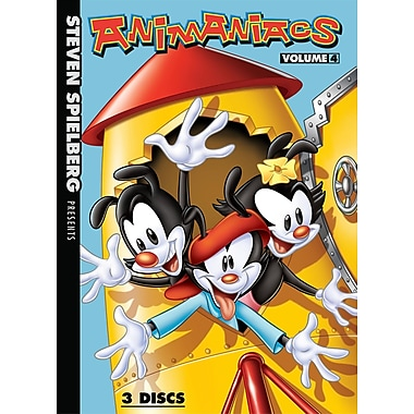Animaniacs: Volume 4 (DVD)
