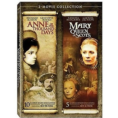 Anne of The Thousands Days/Mary Queen of Scots (DVD)