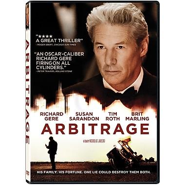 Arbitrage (BLU-RAY DISC)