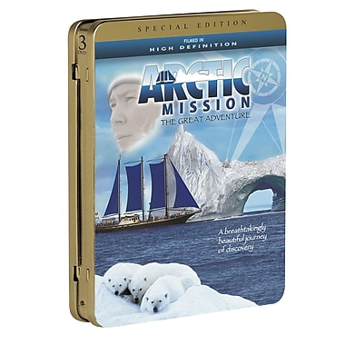 Arctic Mission: The Great Adventure (DVD)