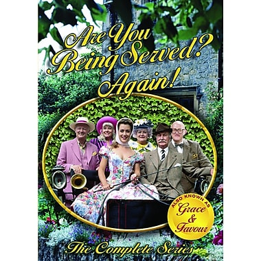 Are You Being Served? Again!: The Complete Series (DVD)