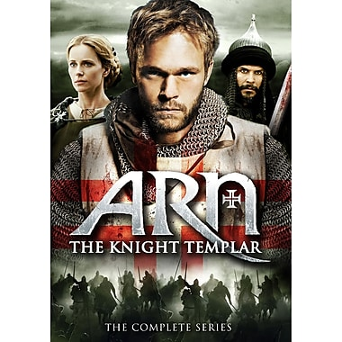 Arn The Knight Templar Complete Series (DVD)