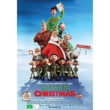 Arthur Christmas (3D BRD + BRD + DVD)