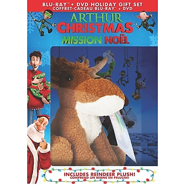 Arthur Christmas (BRD + DVD) 2012