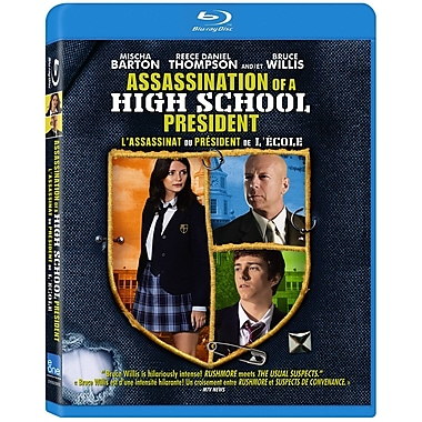Assassination of a High School President (BLU-RAY DISC)