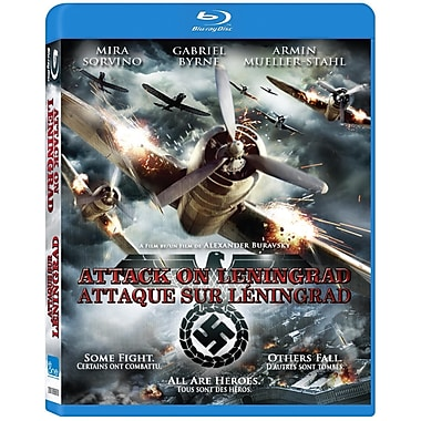 Attack on Leningrad (BLU-RAY DISC)
