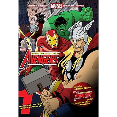 Avengers: Earth's Mightiest Heroes (DVD)
