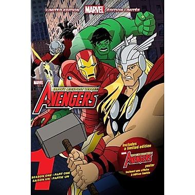 Avengers: Earth's Mightiest Heroes (DVD)