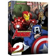 Avengers: Earth's Mightiest Heroes Season 1 Part 2 (DVD)