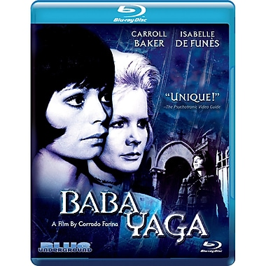 Baba Yaga (BLU-RAY DISC)