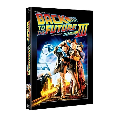 Back To The Future III (DVD)