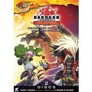 Bakugan Battle Brawlers: New Vestroia Season 2, Volume2 (DVD)