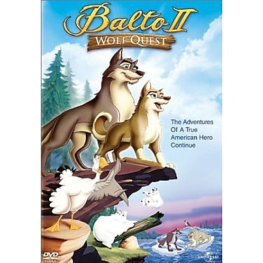 Balto II: Wolf Quest (DVD)
