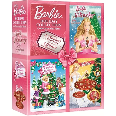 Barbie Holiday Collection (DVD)