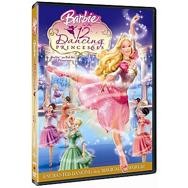 Barbie: 12 Dancing Princesses (DVD)