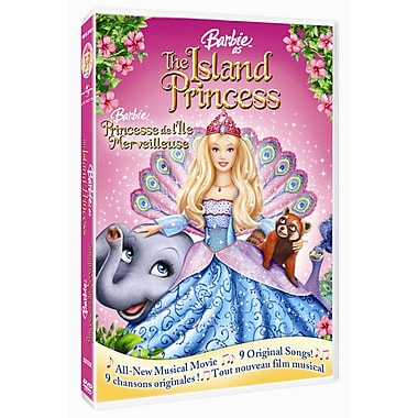 Barbie: As The Island Princess (DVD)