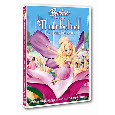 Barbie: Presents Thumbelina (DVD)