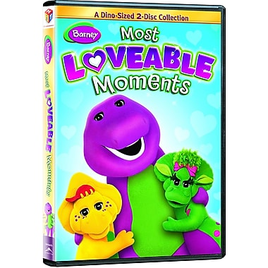 Barney: Most Lovable Moments (DVD)