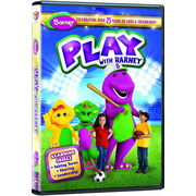 Barney: Play with Barney (DVD)