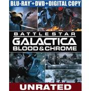 Battlestar Galactica: Blood & Chrome (BRD+DVD+DGTL Copy+UltraV)
