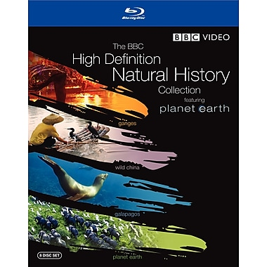 BBC High Definition Natural History Collection (DISQUE BLU-RAY)