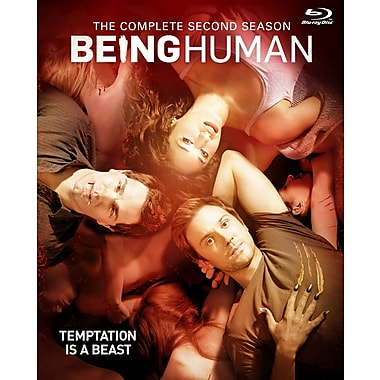 Being Human - Season 2 (DISQUE BLU-RAY)