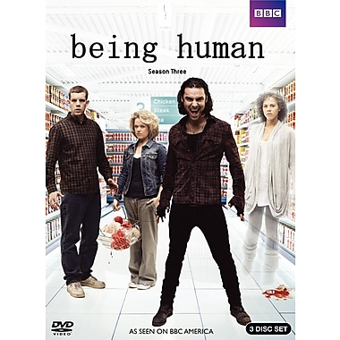 Being Human: Season 3 (DVD)