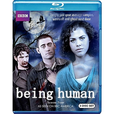 Being Human: Season 4 (DISQUE BLU-RAY)