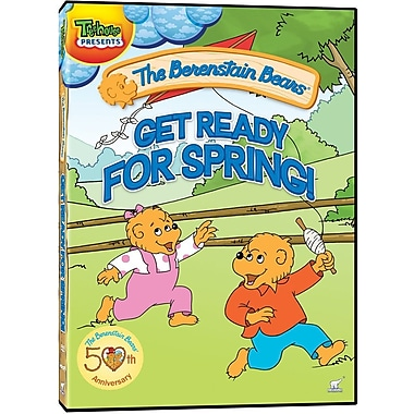 Berenstain Bears: Get Ready for Spring! (DVD)