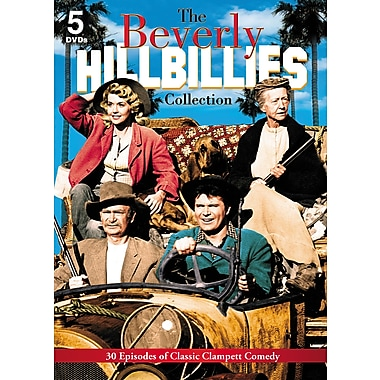 Beverly Hillbillies: 30 Episodes Of Classic Clampett Comedy (DVD)