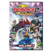 Beyblade: Metal Fusion: Volume 1 (DVD)