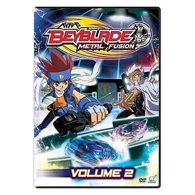 Beyblade: Metal Fusion: Volume 2 (DVD)