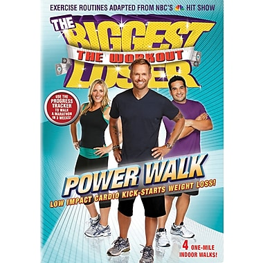 Biggest Loser: The Workout: Power Walk (DVD)