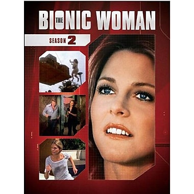 Bionic Woman: Season 2 (DVD)