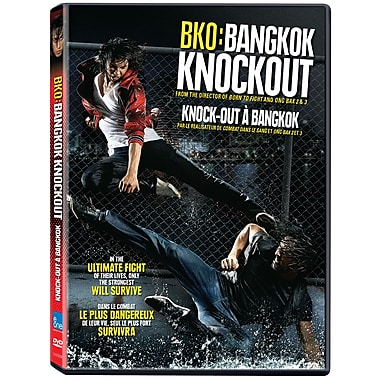 BKO: Bangkok Knockout (DVD)