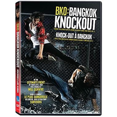 Knock-Out À Bangkok (Régie Imprimée Sur Boitier)