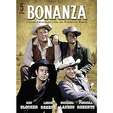 Bonanza: Classic Adventures From Ponderosa Ranch (DVD)