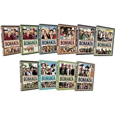 Bonanza: The Official Fifth Season, Volumes One and Two - 2 Pack (DVD)
