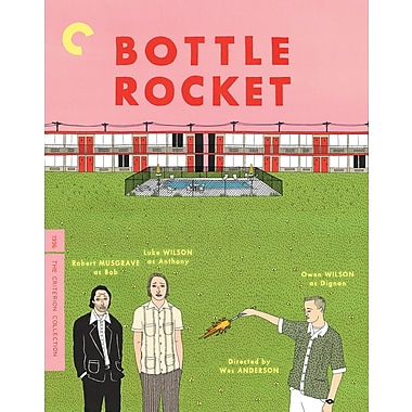 Bottle Rocket (disque BLU-RAY)