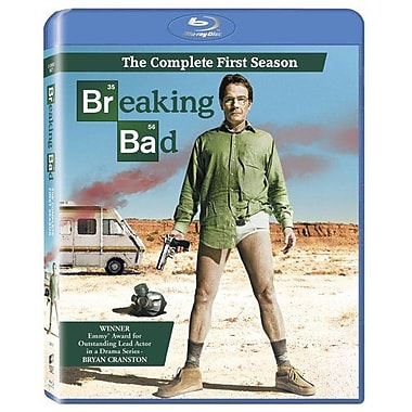 Breaking Bad The complete First Season (DISQUE BLU-RAY)