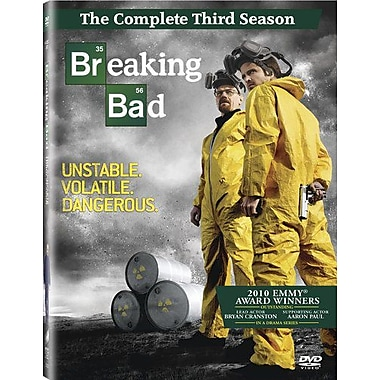 Breaking Bad: The Complete Third Season (Blu-Ray)