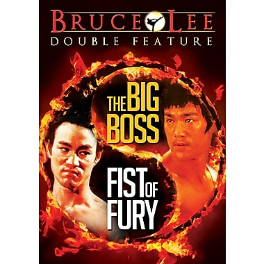 Bruce Lee: The Big Boss/Fist of Fury (DVD)