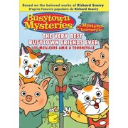 Busytown Mysteries: The Very Best Busytown Friends Ever (DVD)