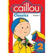 Caillou Classics: Volumes 3 (DVD)