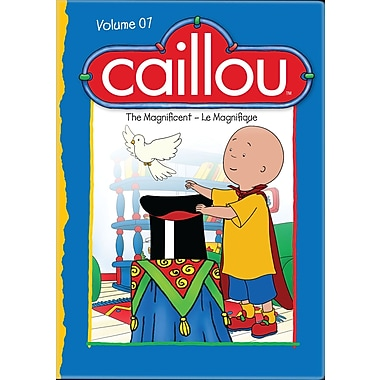 Caillou The Magnificent (DVD)
