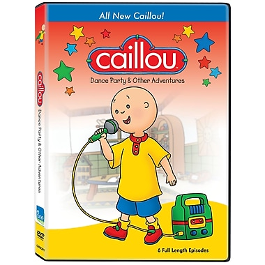 Caillou: Dance Party (DVD)