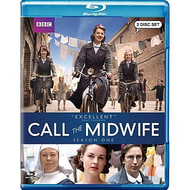 Call the Midwife: Season One (DISQUE BLU-RAY)