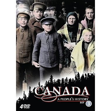 Canada - A People?s History Series 3 (DVD)